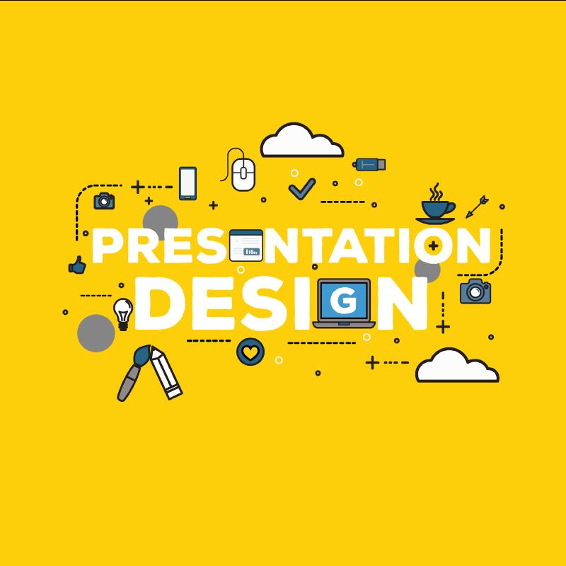 BluCactus - Digital Marketing Agency - Presentation Design Services
