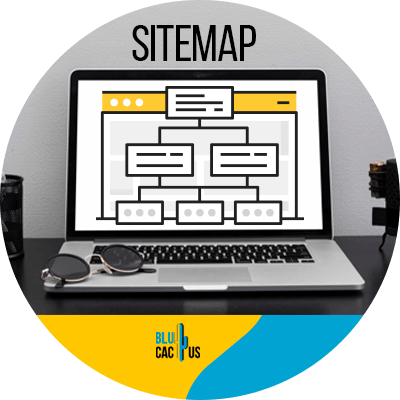BluCactus - Create and submit a sitemap