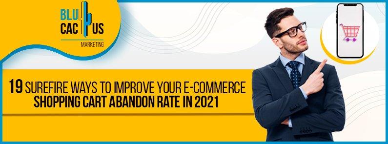 BluCactus - Improve e-commerce shopping cart - title
