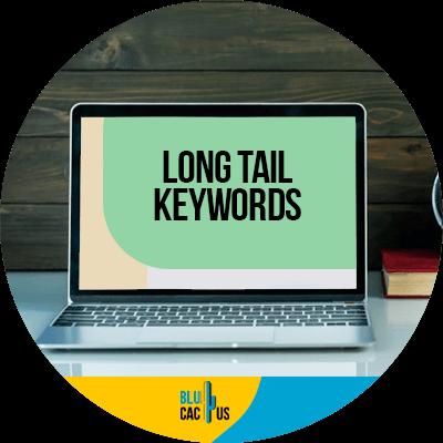 BluCactus - Focus on long tail keywords