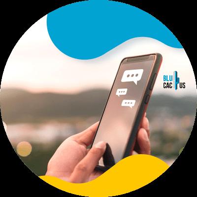 Blucactus-4-Give-customer-feedback - 19 Best Customer Retention Strategies For Digital Entrepreneurs