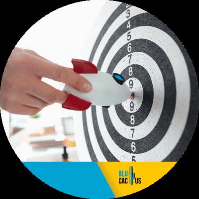 BluCactus - Target local keywords - A target shooting game