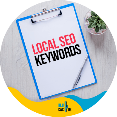 BluCactus - Optimize your site with local keywords