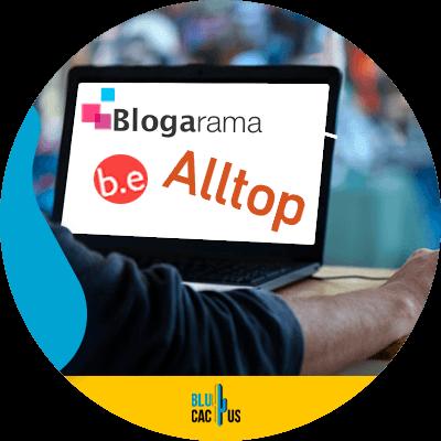 Blucactus - Blog aggregator link