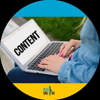 Blucactus - How To Kickstart Your Career In Digital Marketing - content writing