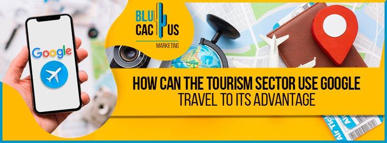 BluCactus - Google Travel - BANNER