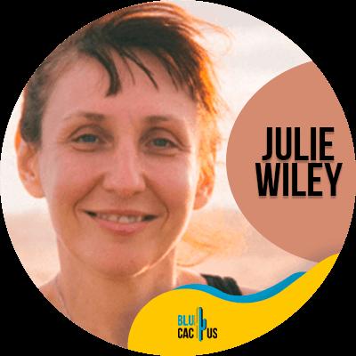 Blucactus - Julie Wiley