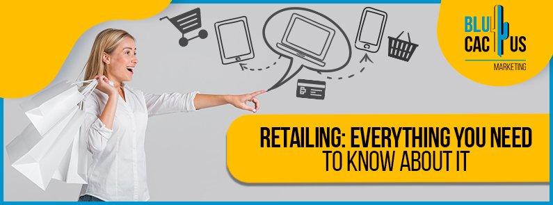 BluCactus - retailing - banner