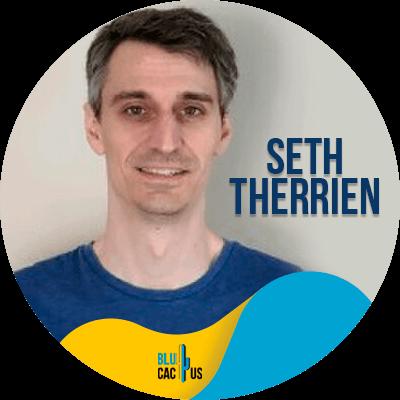 Blucactus - Seth Therrien - Author