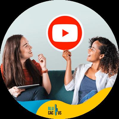 Blucactus - Make Backlinks In 2021 - Start Youtube channel