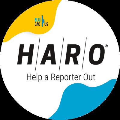 Blucactus - Use HARO