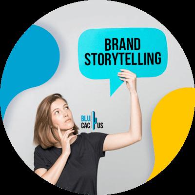 BluCactus - Brand storytelling - important data