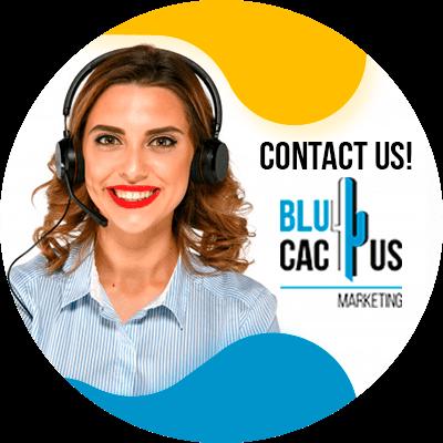 BluCactus - Brand storytelling - contact us
