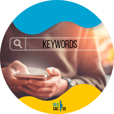 Blucactus - 15 Free & Surefire Ways To Get On The First Page Of Google - optimize your keywords