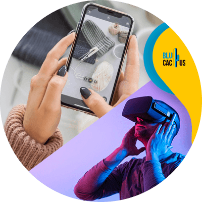 Blucactus - AR and VR for a new shopping experience