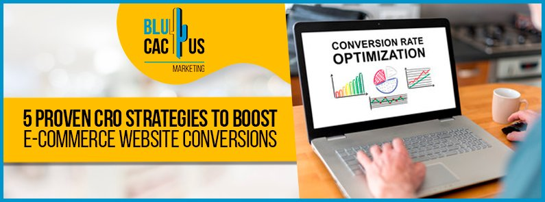 Blucactus-5-Proven-CRO-Strategies-to-Boost-E-commerce-Website-Conversions-cover-page