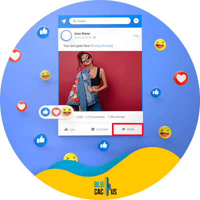 Blucactus - share curated content - 14 Impeccable Tips to Improve Your Fashion Facebook Page's ranking through Facebook SEO