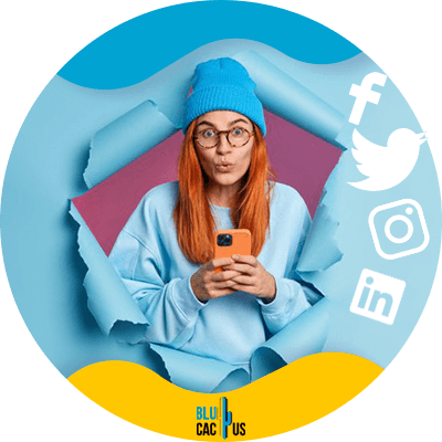 Blucactus - choose the right social media channel for your business