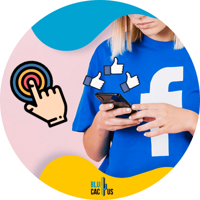 Blucactus - cost-effective as always - Facebook Marketing Guide For Fashion Business 2021