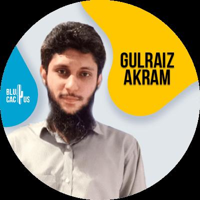 Blucactus- Gulraiz Akram
