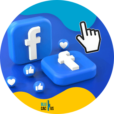 Blucactus - helps in driving traffic - Facebook Marketing Guide For Fashion Business 2021