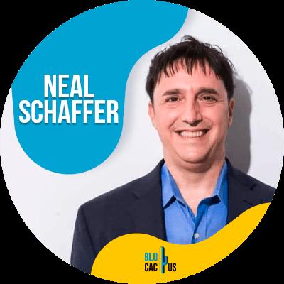 Blucactus - Neal Schaffer - 18 Best Digital Marketers To Follow In 2021
