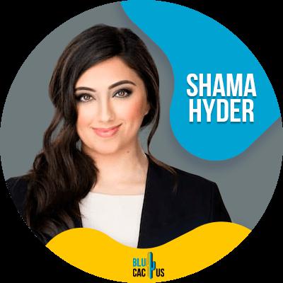 Blucactus - Shama Hyder