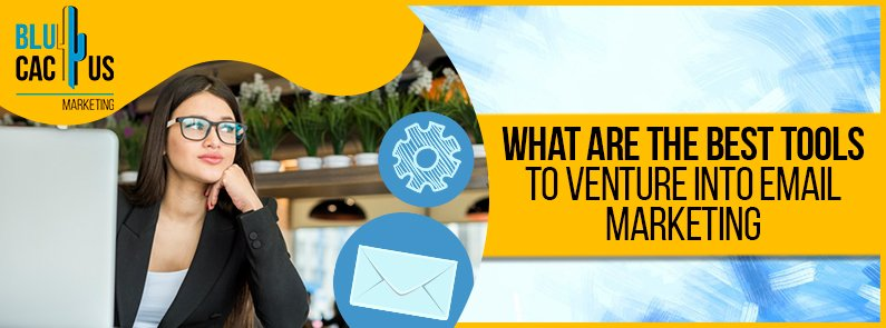 BluCactus - What are the best tools to venture into email marketing? - banner