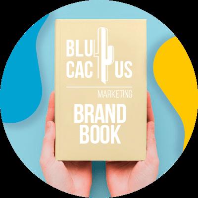 BluCactus - Brand Book - important data
