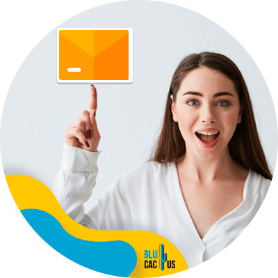 BluCactus -Should I implement email marketing in my business? - person