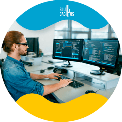 Blucactus - you must hae a degree to become a software developer
