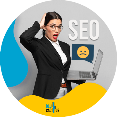 Blucactus - they don't focus on SEO
