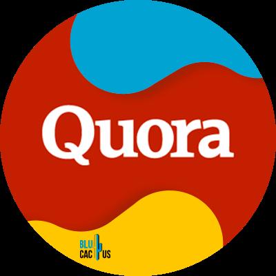 Blucactus-11-use-quora - How to grow a blog [15 smart ways]