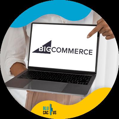 Blucactus-2-Big-commerce - Best E-commerce website builders in 2021