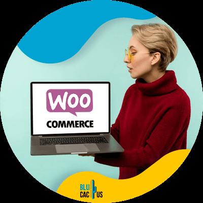 Blucactus-5-Woocommerce - Best E-commerce website builders in 2021