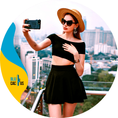 Blucactus-Influencer-Marketing - Modern Marketing Communications in the Fashion Industry