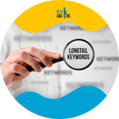 Blucactus-Longtail-keywords - How To Do Keyword Research To Get 10,000+ Visitors Per Month