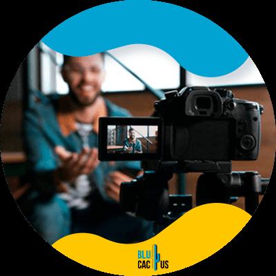 BluCactus - types of video - woman working