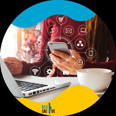 Blucactus-10-Mobile-app-marketing - Top Marketing Strategies For Insurance Companies