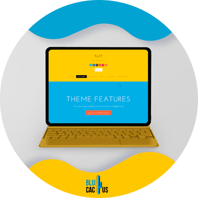Blucactus-6-Flet - Best WordPress Themes For Bloggers In 2021