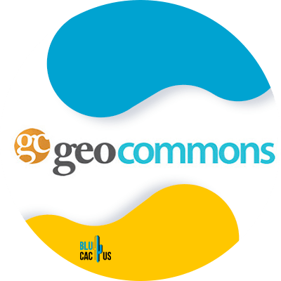 Blucactus-10-Geo-Commons - Top 10 tools to design infographics in 30 mins for blogging