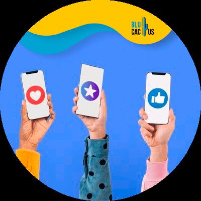 Blucactus-Social-media