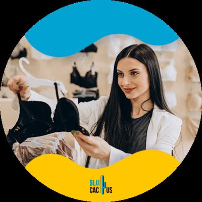 BluCactus - starting a lingerie line