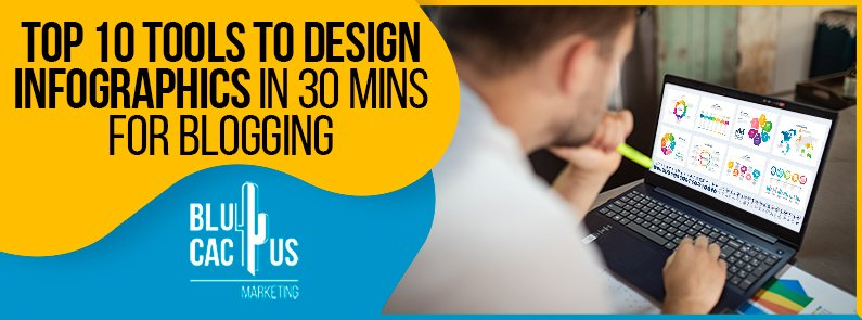 Blucactus-Top-10-tools-to-design-infographics-in-30-mins-for-blogging-cover-page
