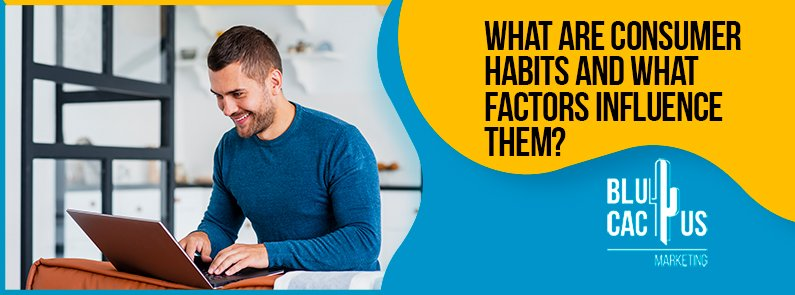 BluCactus - What are consumer habits, and what factors influence them?