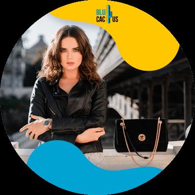 BluCactus - marketing plan for handbags