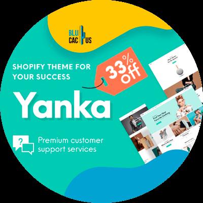 Blucactus-Yanka - Best Shopify Themes